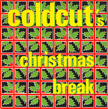 Coldcut's Christmas Break - artwork