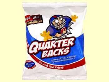 Quarterbacks - crisps