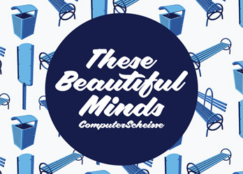 PL009 – ComputerScheisse – These Beautiful Minds EP