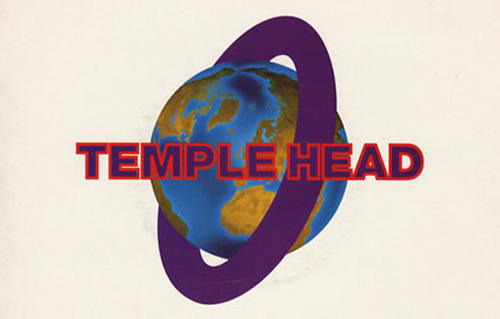 Transglobal Underground - Templehead - artwork