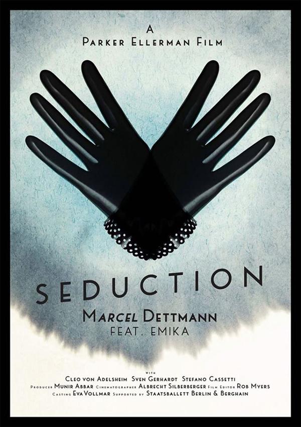 Marcel Dettmann - Seduction - artwork